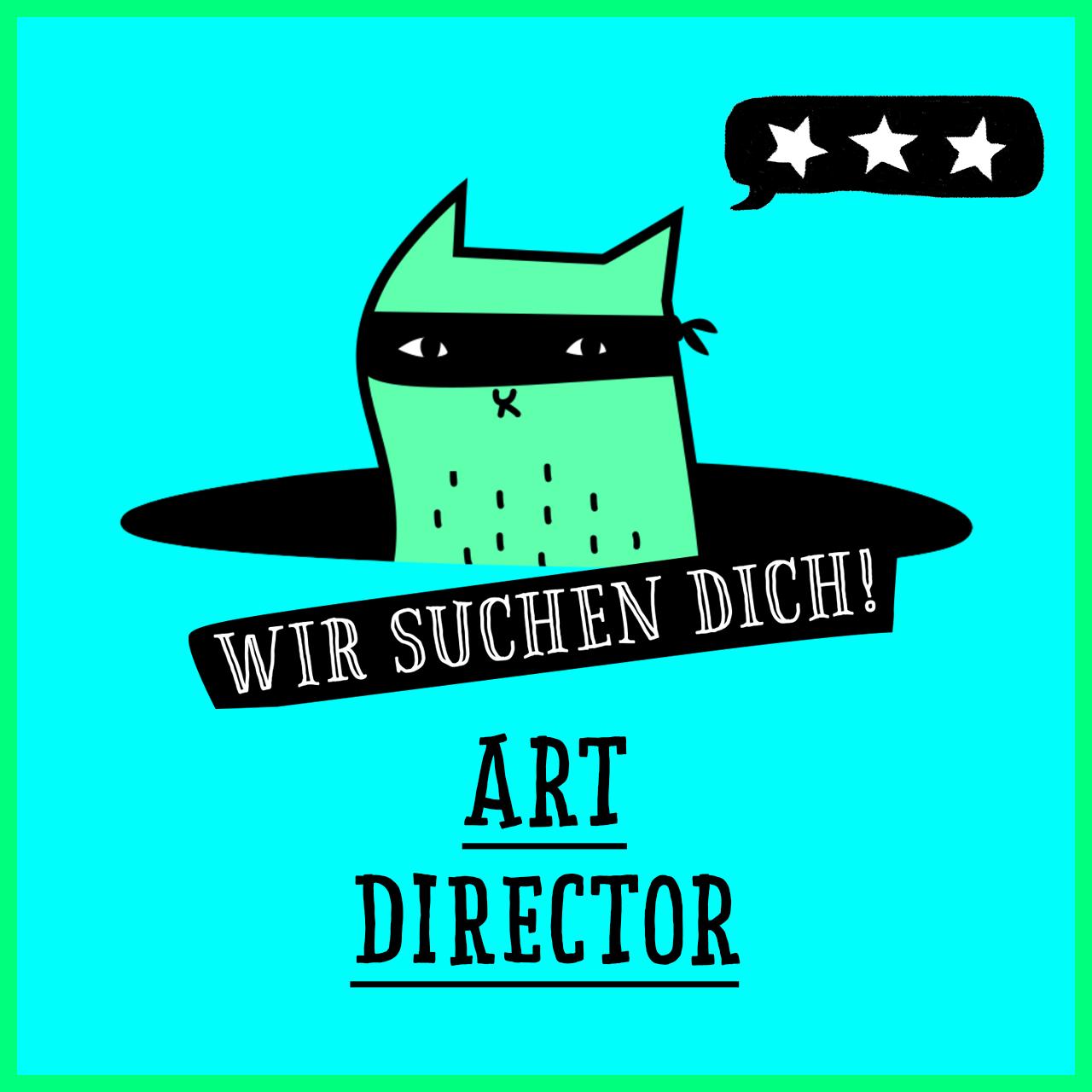 Jobs @ kochstrasse.agency Stellenanzeige / Stellengesuch Art Director (m/w/d)