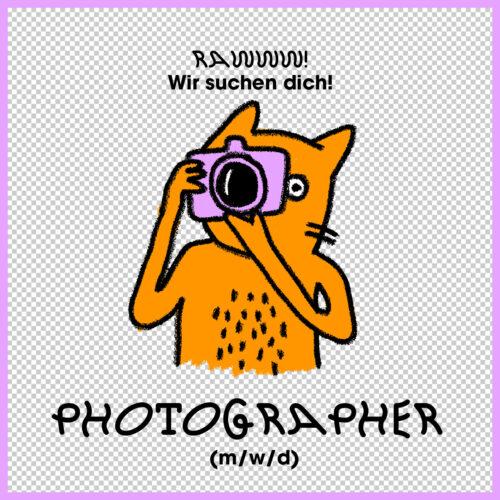 Photograph (m/w/d)