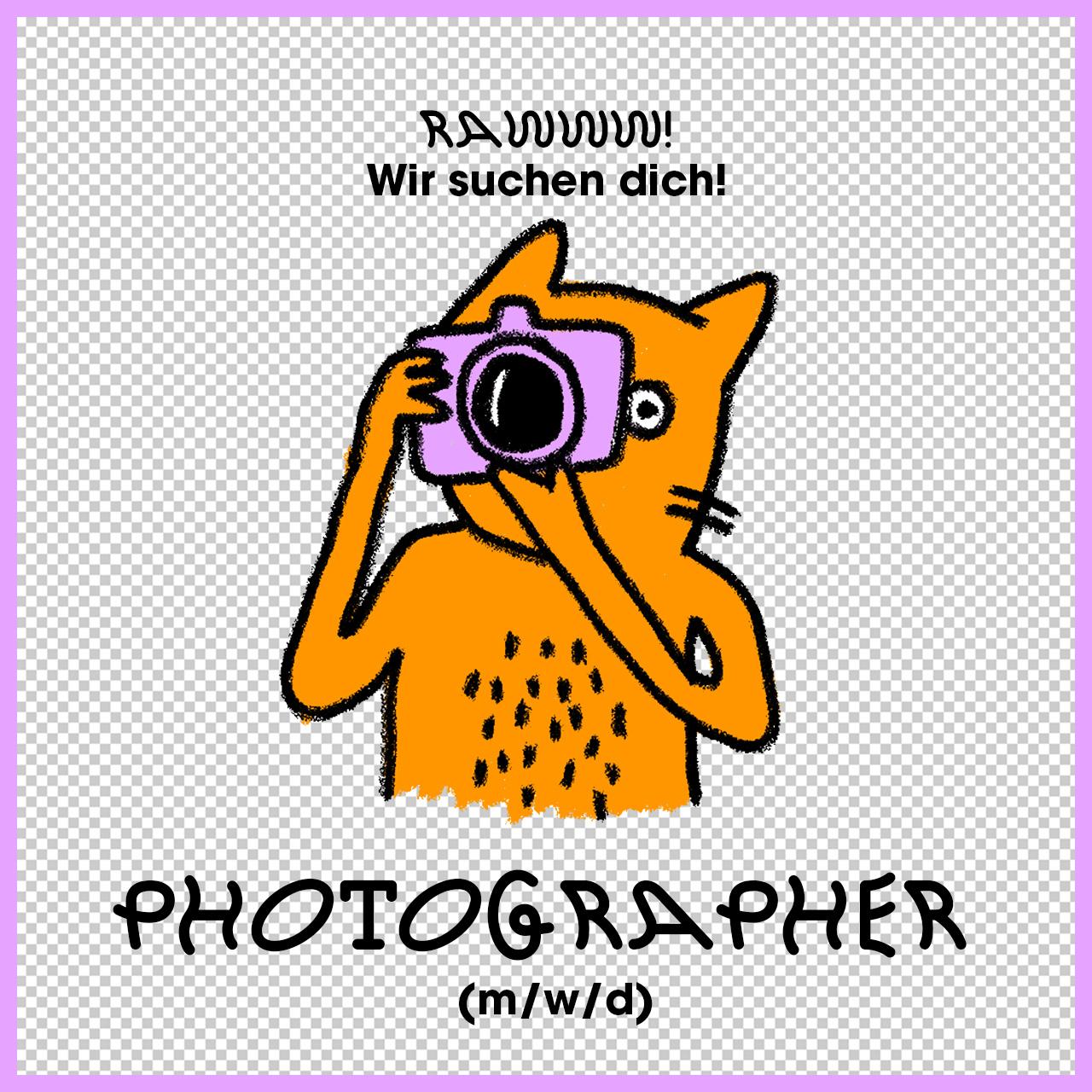 Jobs @ kochstrasse.agency Stellenanzeige / Stellengesuch Photographer (m/w/d)