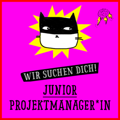 Junior Projektmanager*in (m/w/d)