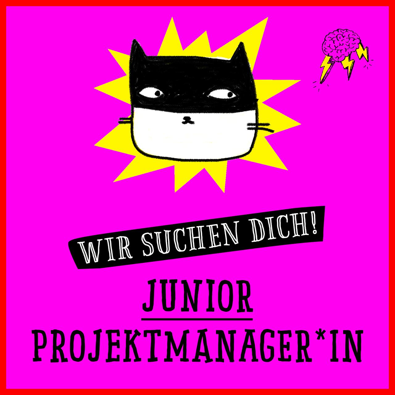 Jobs @ kochstrasse.agency Stellenanzeige / Stellengesuch Junior Projektmanager:in (m/w/d)