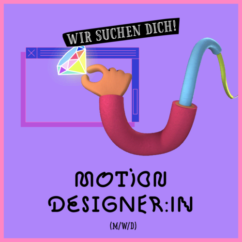 Motion Designer:in (m/w/d)