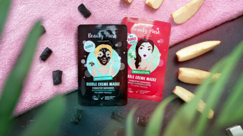 #inyourface Beauty Packaging Design