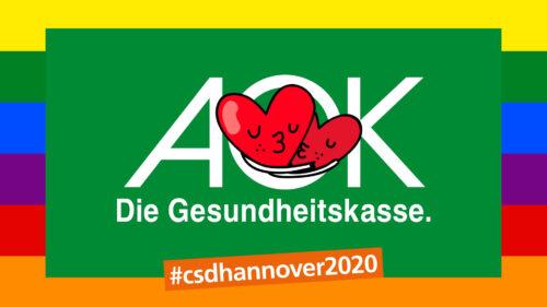 Sponsorship-Event-Logo CSD Hannover 2020