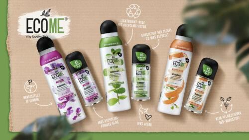 EcoMe® Markenlaunch