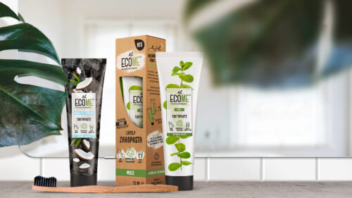 EcoMe® my lovely toothpaste Packaging