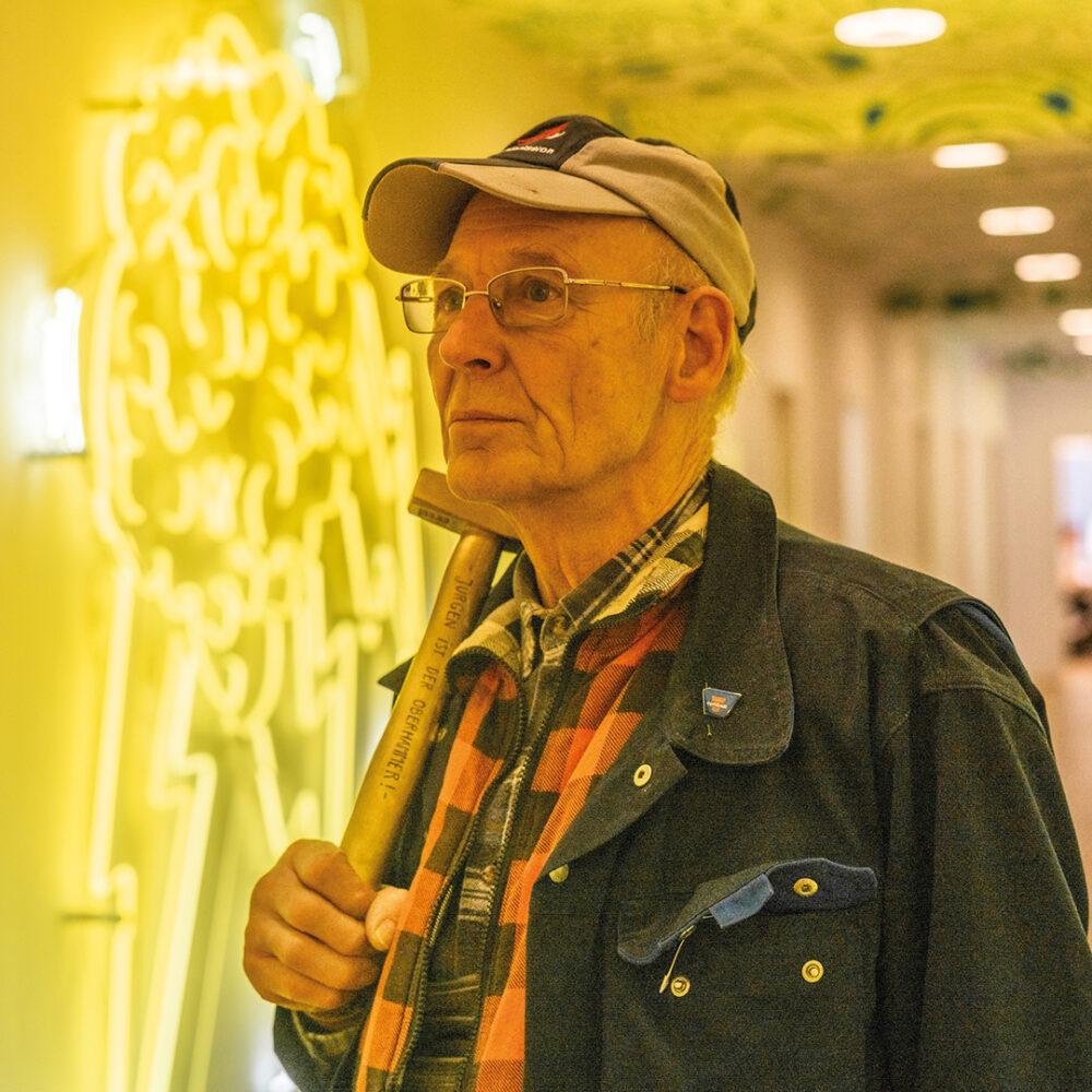 Jürgen Buck @ kochstrasse.agency