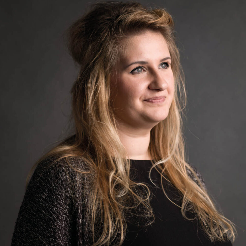 Katja Wiechers @ kochstrasse.agency