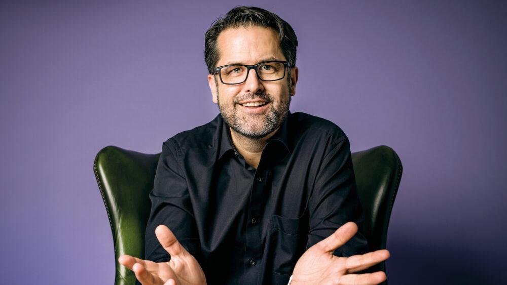 Markus von Lücken @ kochstrasse.agency