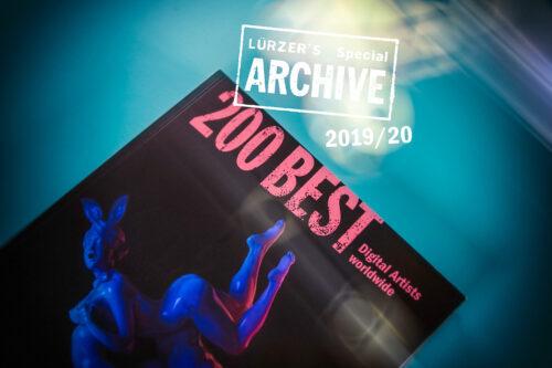 Lürzer's Archive 200 Best Digital Artists Worldwide 2019/2020
