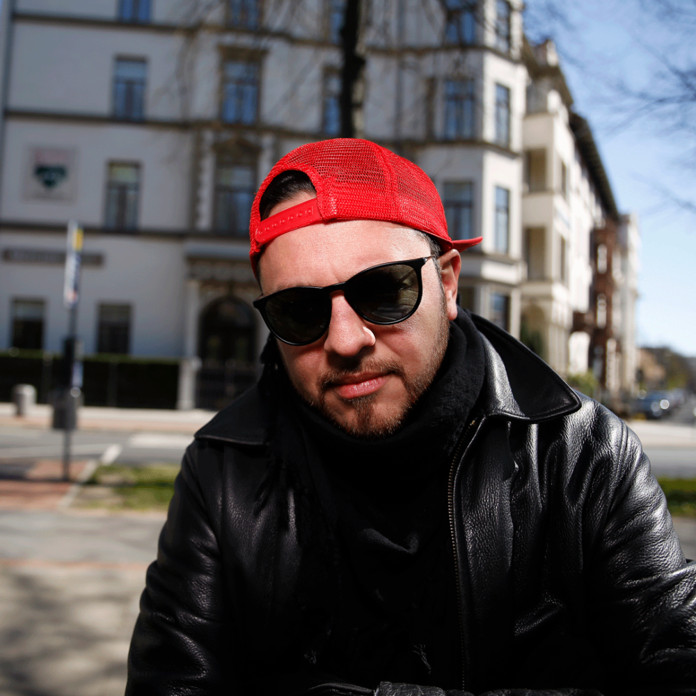Daniel M. G. Weiss @ kochstrasse.agency