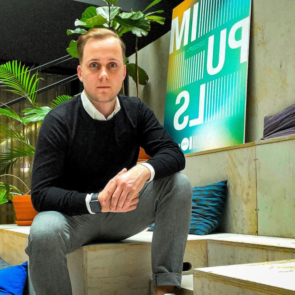 Pascal Wiese @ kochstrasse.agency