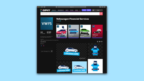Automotive GIPHY & Tenor Channel