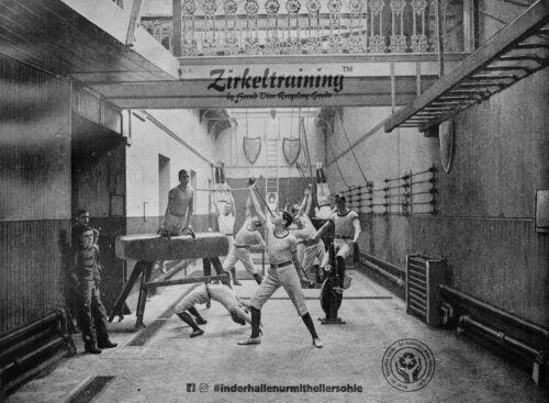 Zirkeltraining™ a premium brand by accident