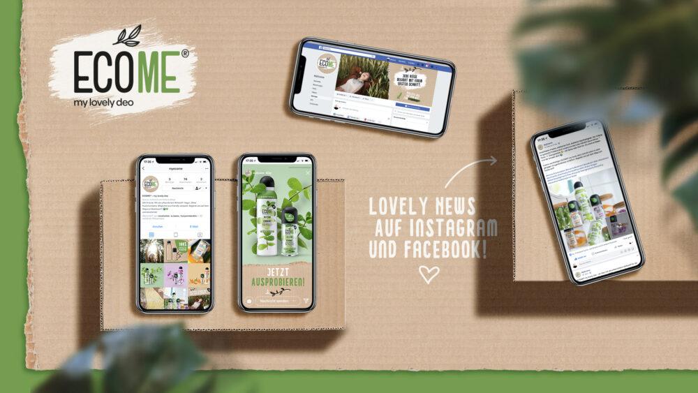 kochstrasse.agency Credentials & Cases – EcoMe® – Jede Reise beginnt mit einem ersten Schritt. – Markenlaunch