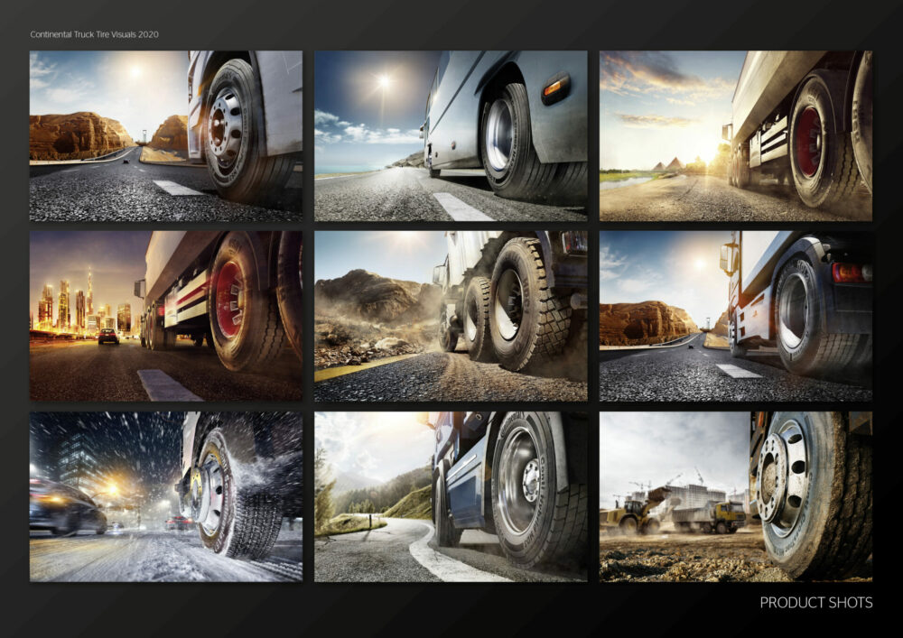 kochstrasse.agency Credentials & Cases – Continental – New Image World from Continental Truck Tires