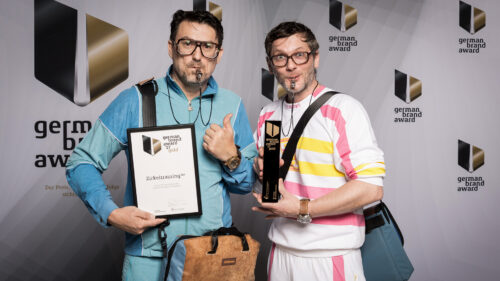 German Brand Award 2017 Gold für Zirkeltraining™