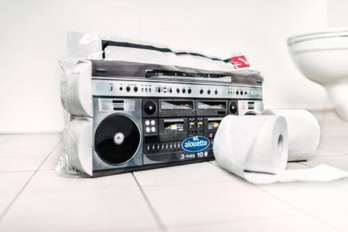 alouette Ghettoilettenpapier