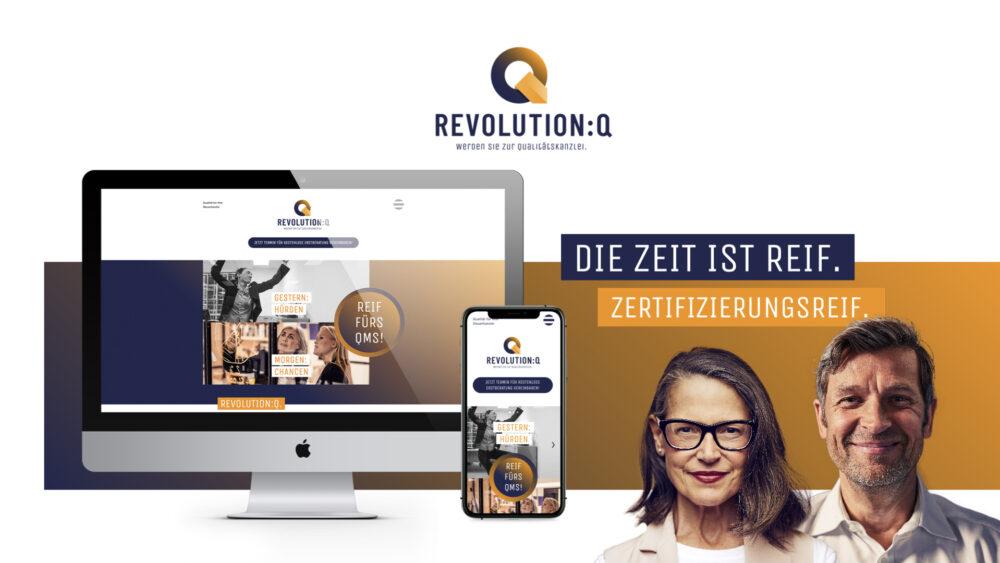 kochstrasse.agency Credentials & Cases – Steuerberaterverband Niedersachsen Sachsen-Anhalt – Revolution:Q Markenentwicklung