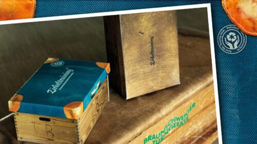 Zirkeltraining Packaging Relaunch