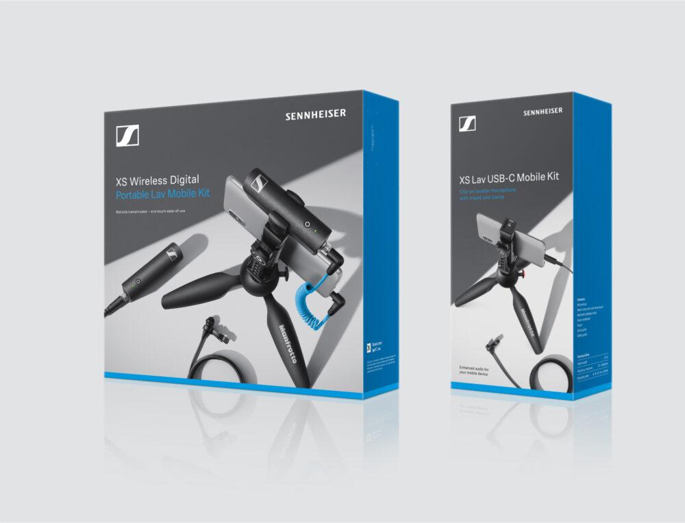 kochstrasse.agency Credentials & Cases – Sennheiser – Packaging Design